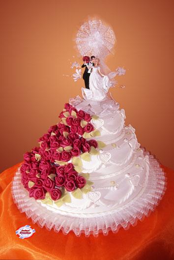 Hochzeitstorte in rostock